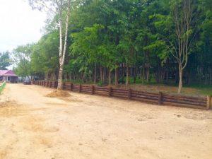 площадка для прогулки