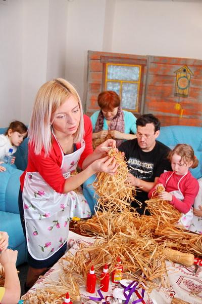 организация детских прадников