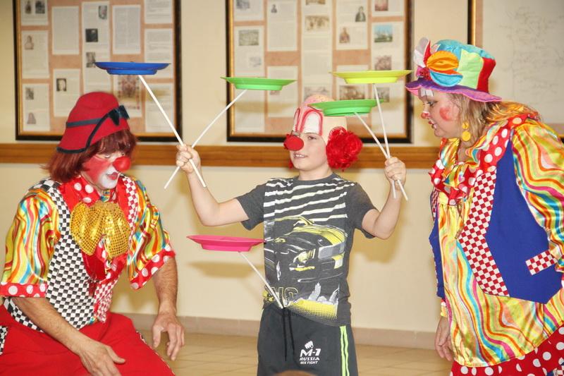 цирк для детей