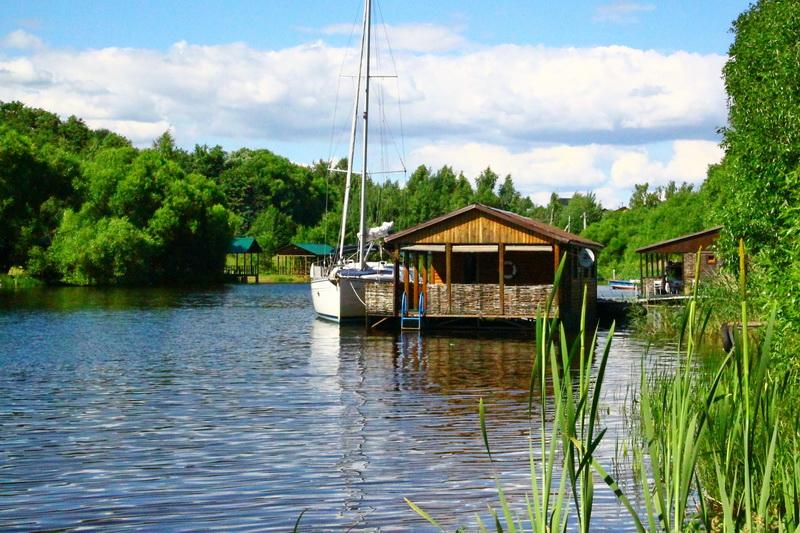 баня и яхта