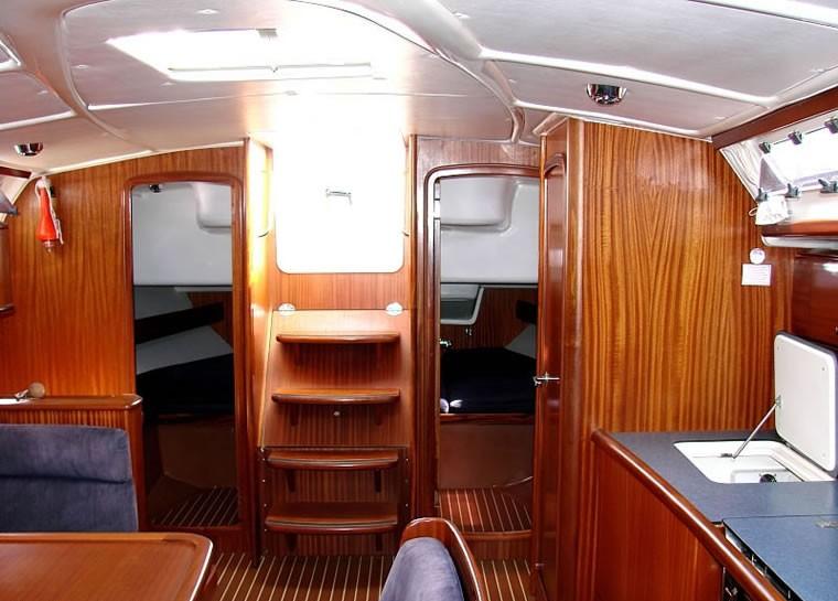 яхта Bavaria44