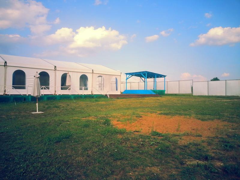 аренда летней открытой площадки