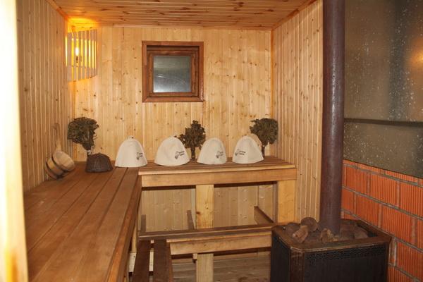 баня в подмосковье