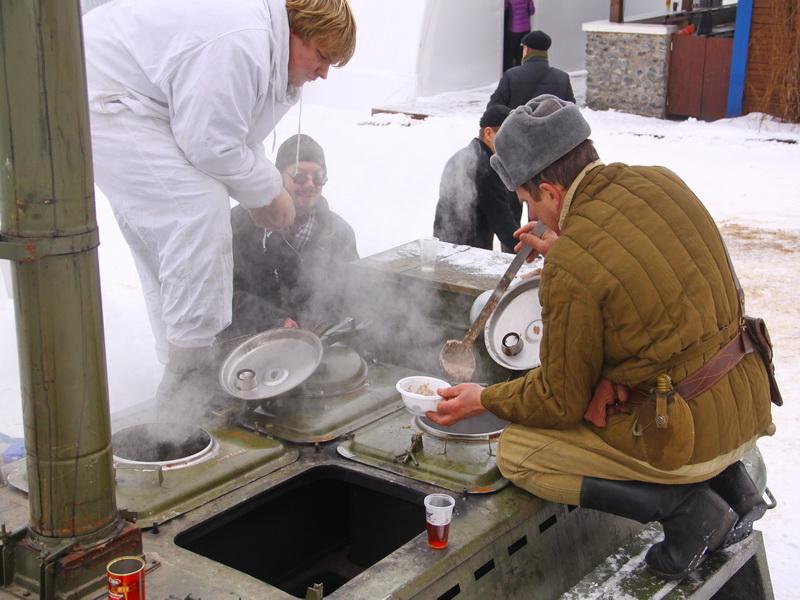 полевая кухня