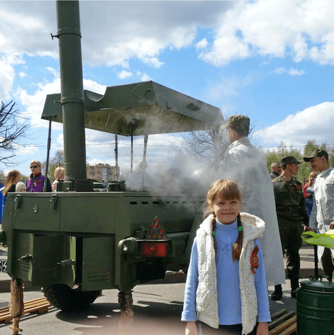 организация полевой кухни в москве