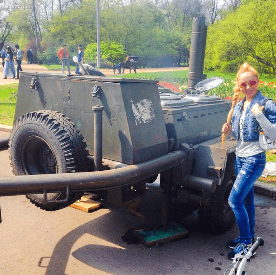 аренда полевой кухни в парке Сокольники