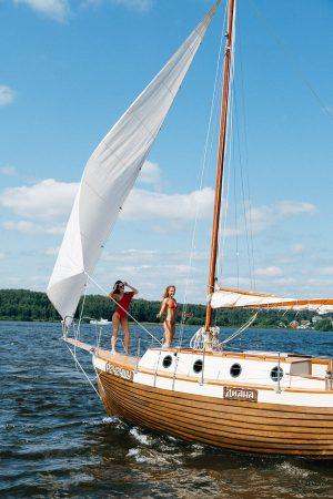 отдых +на парусной яхте