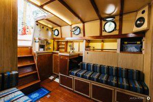 яхта отдых