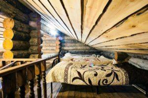 Коттедж спальня 2 этаж
